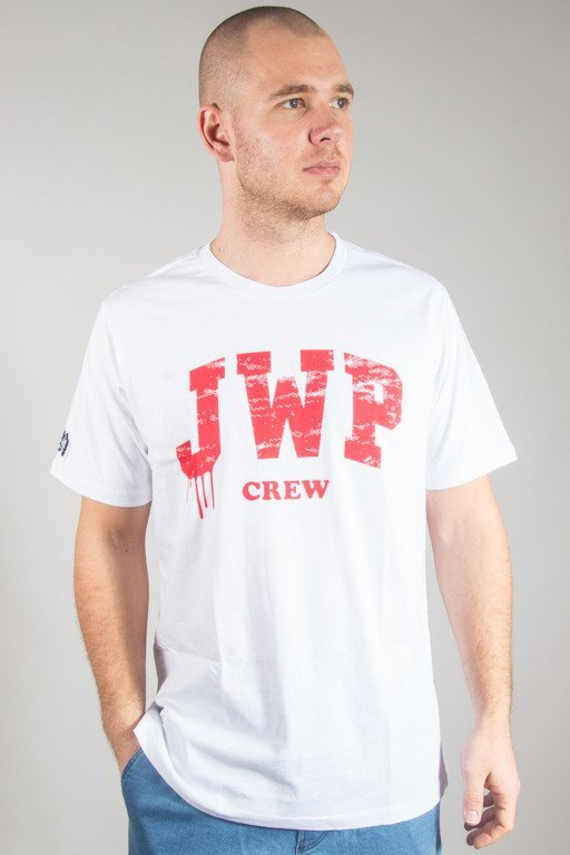 JWP T-SHIRT TRUESCHOOL WHITE