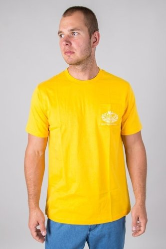 KOKA T-SHIRT ATW LAUREL YELLOW