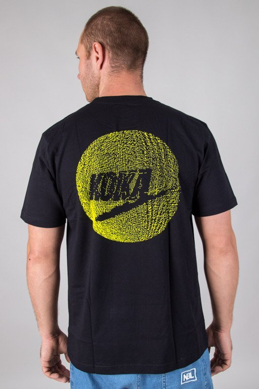 KOKA T-SHIRT BALL BLACK