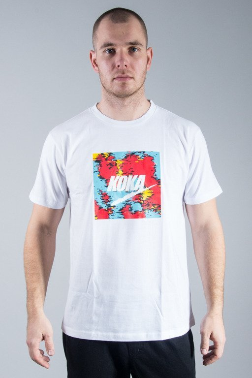 KOKA T-SHIRT COVERLET 90 WHITE