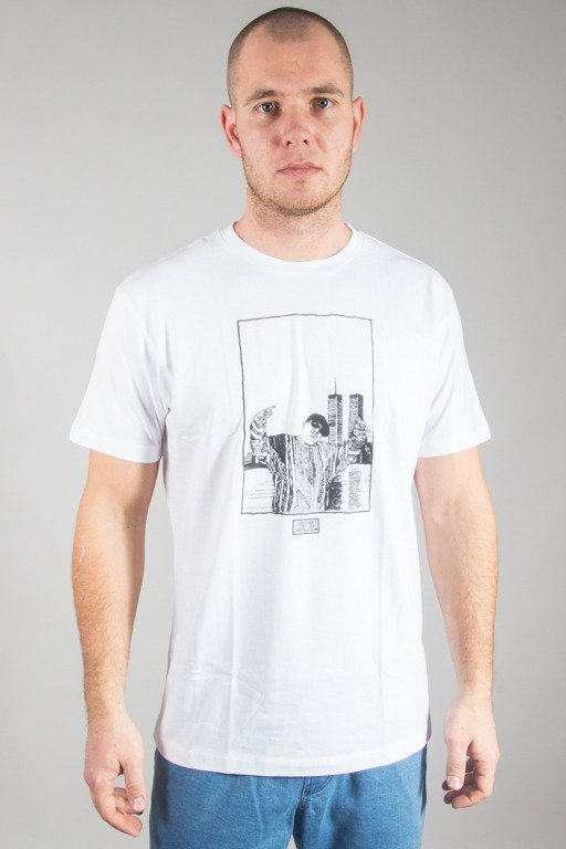 KOKA T-SHIRT NOTORIUS WHITE
