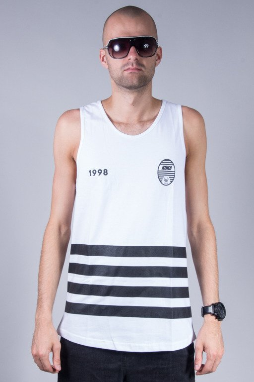KOKA TANK TOP TURIN WHITE