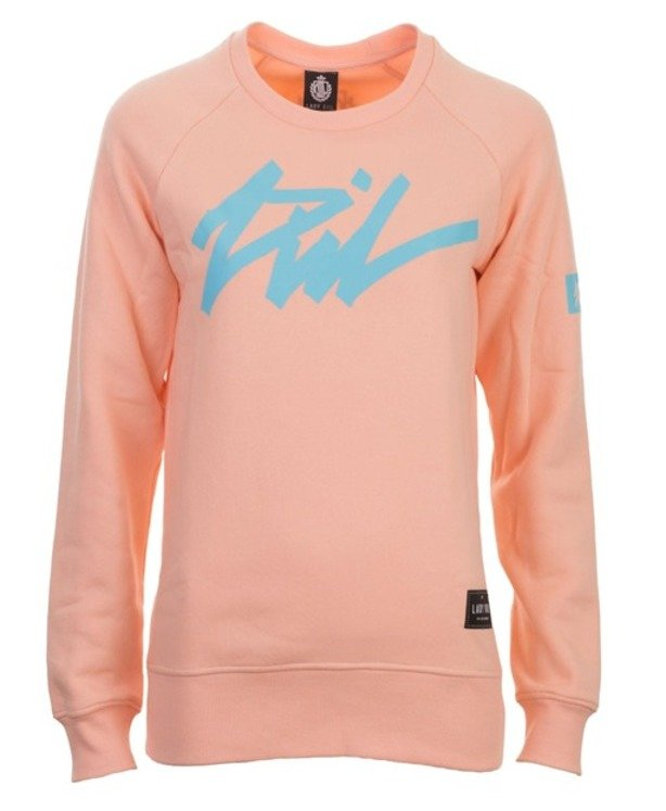 LADY DIIL CREWNECK TAG ORANGE