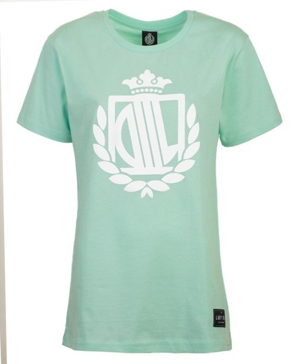 LADY DIIL T-SHIRT CLASSIC MINT