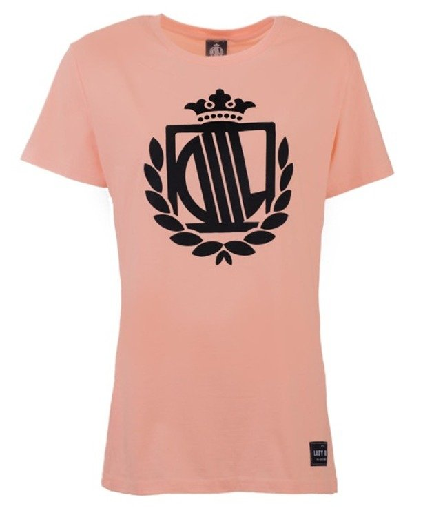 LADY DIIL T-SHIRT CLASSIC ORANGE