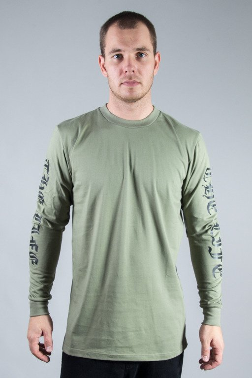 MAJORS LONGSLEEVE THE LIFE LONG KHAKI