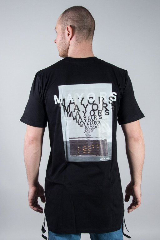 MAJORS T-SHIRT VOLCAN BLACK