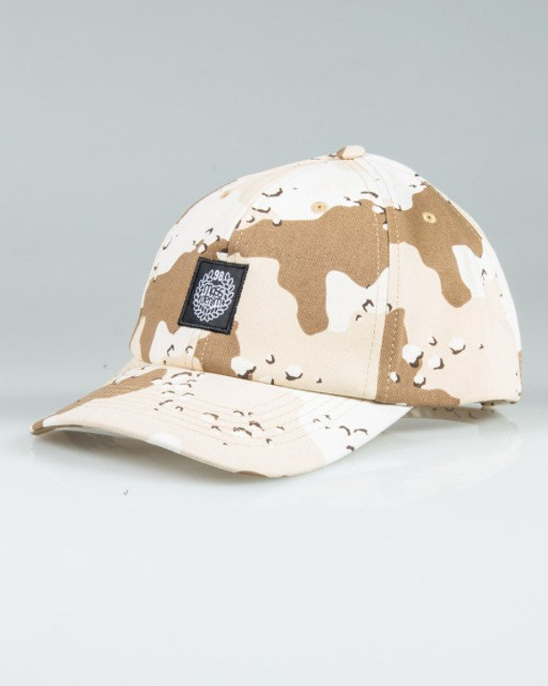 MASS CAP BASE BEIGE CAMO