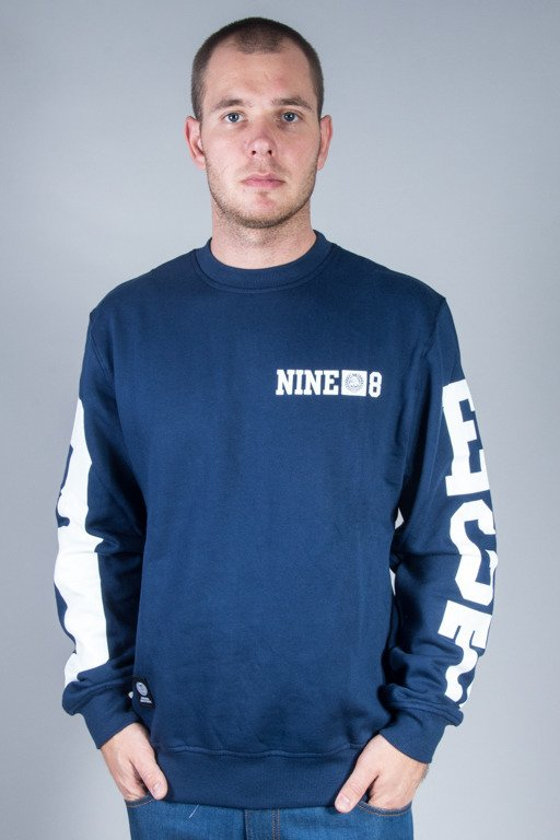 MASS CREWNECK 9 EIGHT NAVY