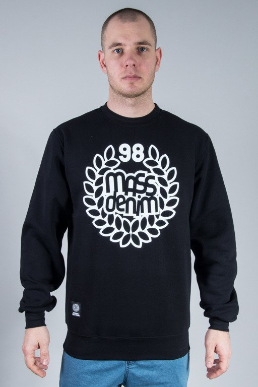 MASS CREWNECK BASE BLACK