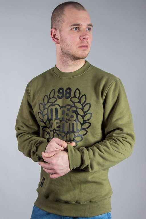MASS CREWNECK BASE KHAKI