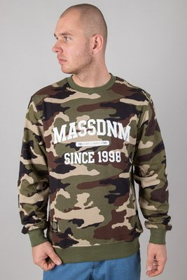 MASS CREWNECK CAMPUS CAMO