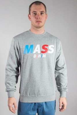 MASS CREWNECK GRAND GREY