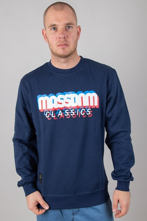 MASS CREWNECK SACRIFICE NAVY