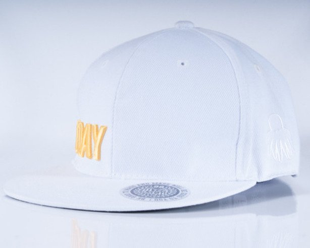MASS CZAPKA FULLCAP MONDAY WHITE