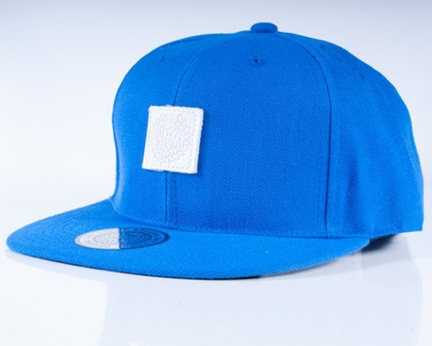 MASS CZAPKA SNAPBACK BASE SS14 BLUE