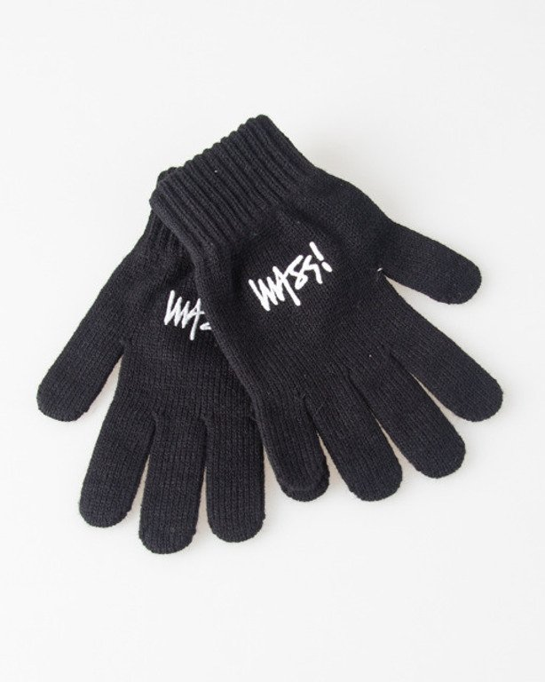 MASS GLOVES SIGNATURE BLACK