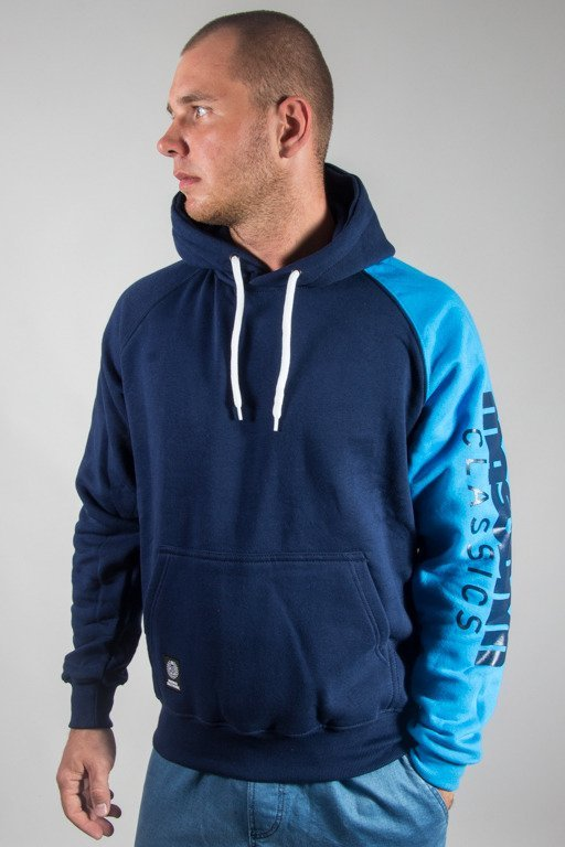 MASS HOODIE SECTION NAVY