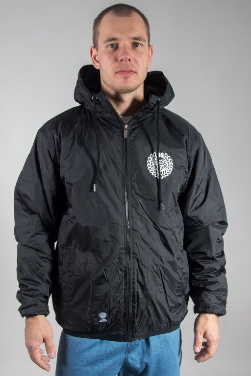 MASS JACKET BASE BLACK