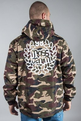 MASS JACKET BASE CAMO