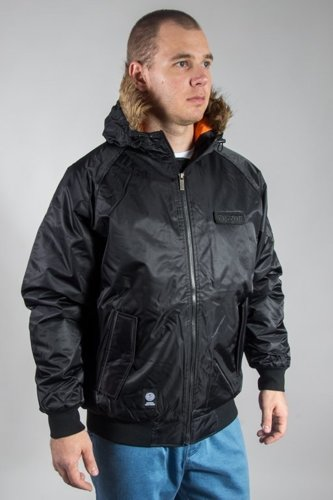 MASS JACKET BOMBER BLACK