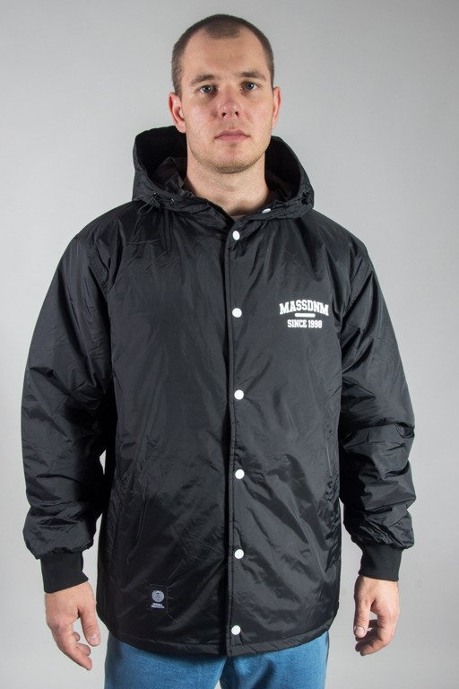 MASS JACKET CAMPUS BLACK