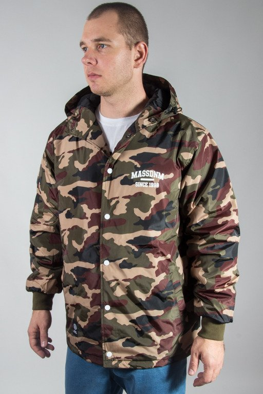 MASS JACKET CAMPUS CAMO