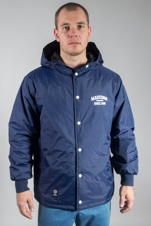 MASS JACKET CAMPUS NAVY