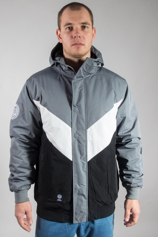 MASS JACKET FANG GREY