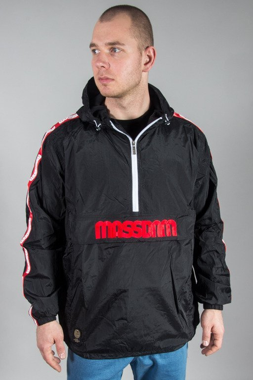 MASS JACKET PROTECT BLACK
