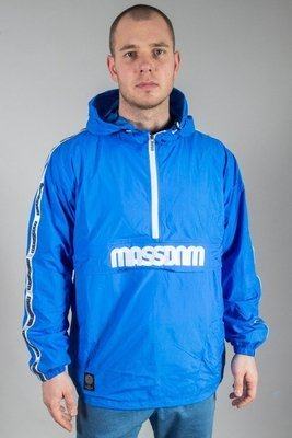 MASS JACKET PROTECT BLUE
