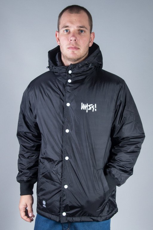 MASS JACKET SIGNATURE BLACK