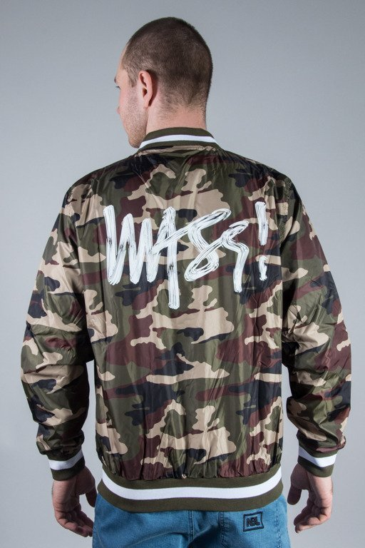 MASS JACKET SIGNATURE HANDMADE CAMO