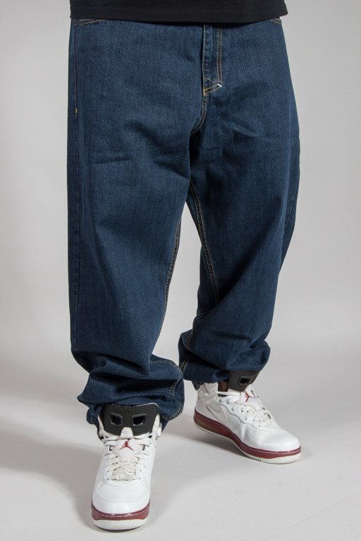 MASS JEANS BAGGY FIT SLANG DARK