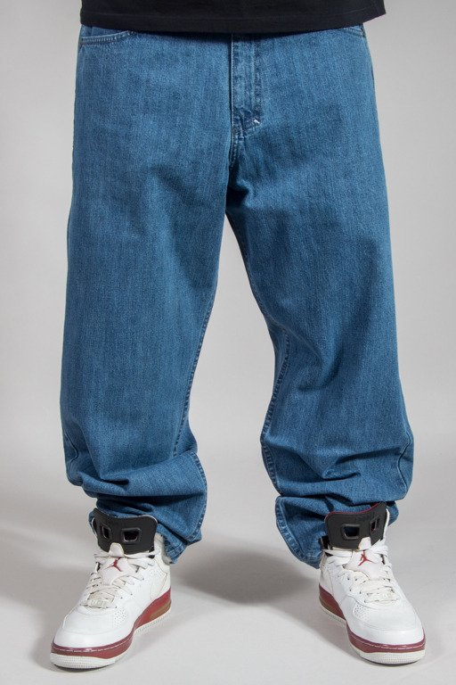 MASS JEANS BAGGY FIT SLANG LIGHT