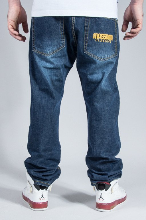 MASS JEANS CLASSICS STRAIGHT FIT DARK