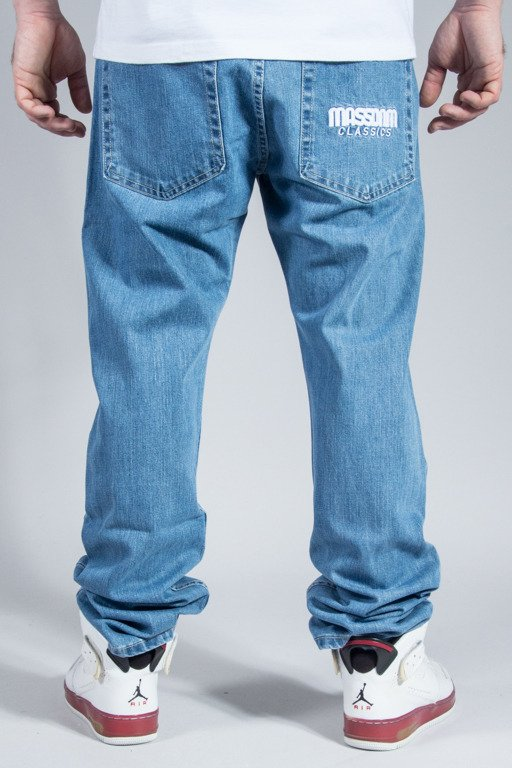 MASS JEANS CLASSICS STRAIGHT FIT LIGHT