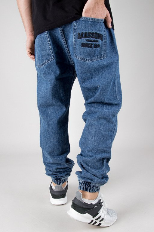 MASS JEANS JOGGER CAMPUS MEDIUM