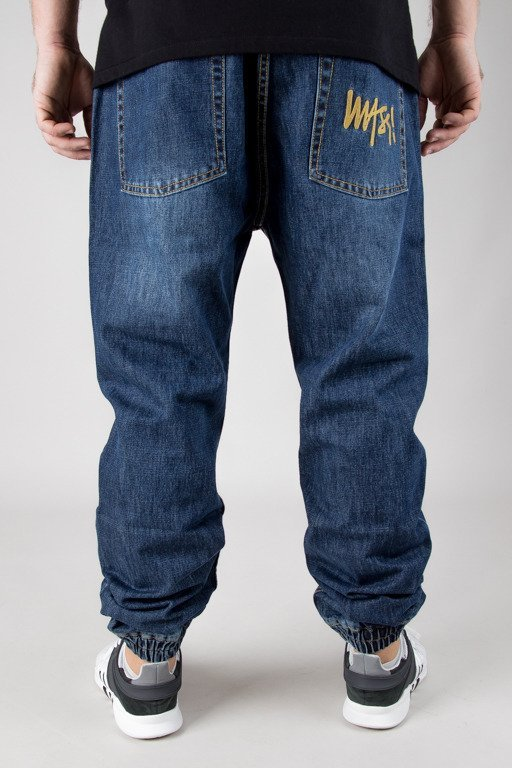 MASS JEANS JOGGER SIGNATURE DARK