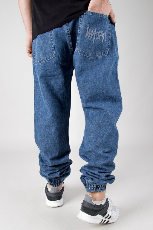 MASS JEANS JOGGER SIGNATURE MEDIUM