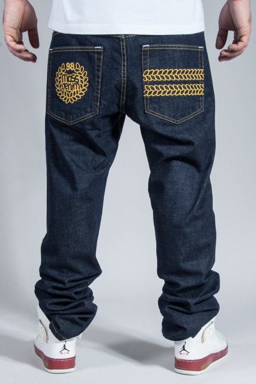 MASS JEANS LEGENDARY STRAIGHT FIT DARK