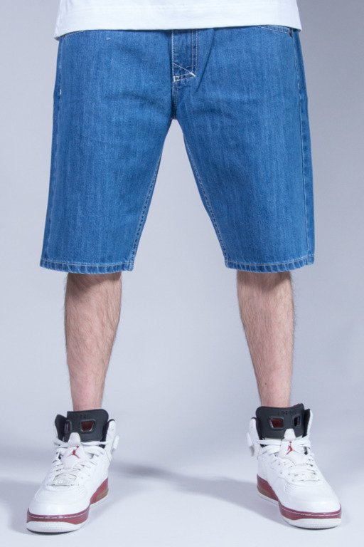 MASS JEANS SHORTS GLORY LIGHT