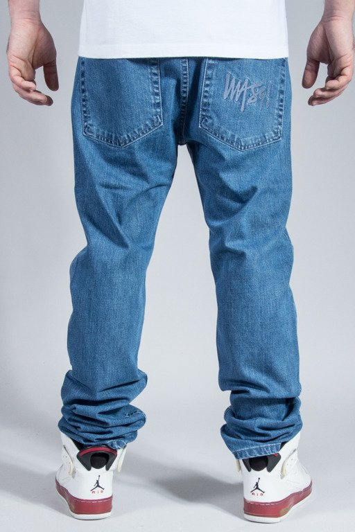 MASS JEANS SIGNATURE TAPERED FIT LIGHT