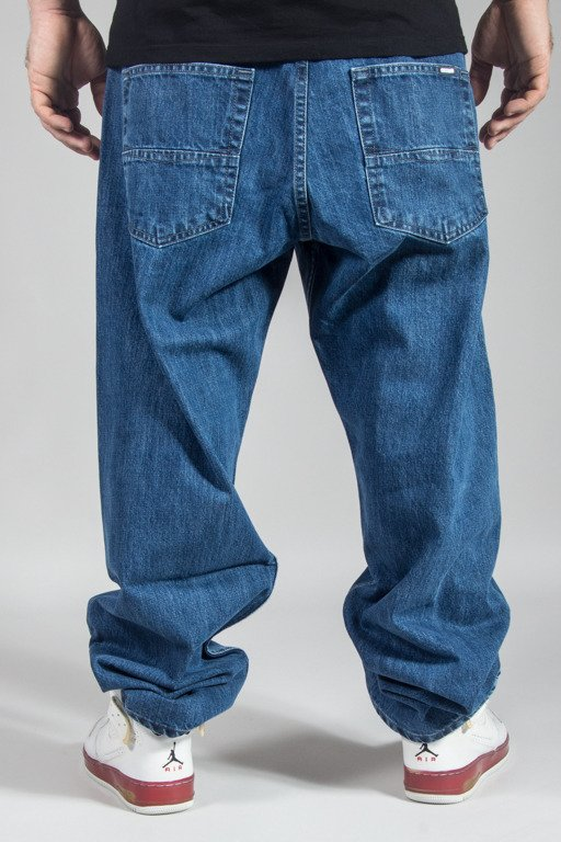 MASS JEANS SLANG BAGGY FIT DARK