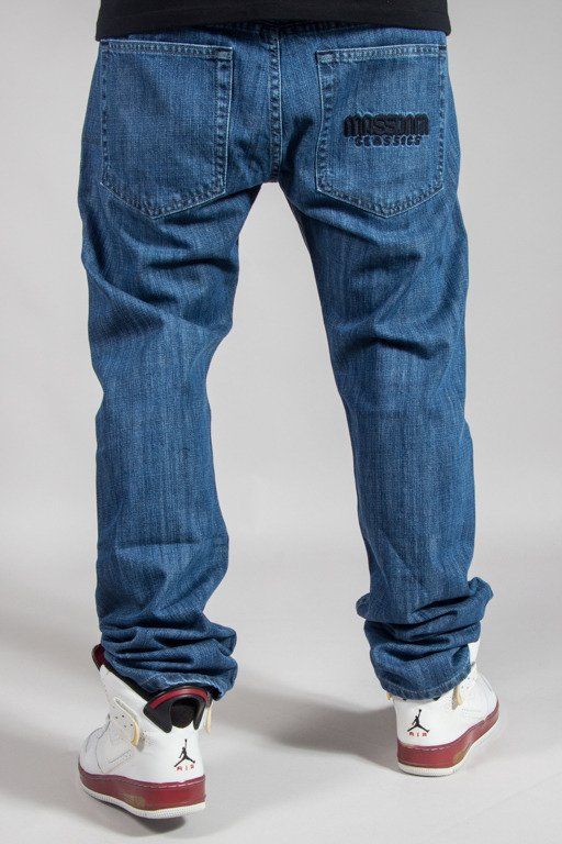 MASS JEANS STRAIGHT FIT CLASSIC BLUE