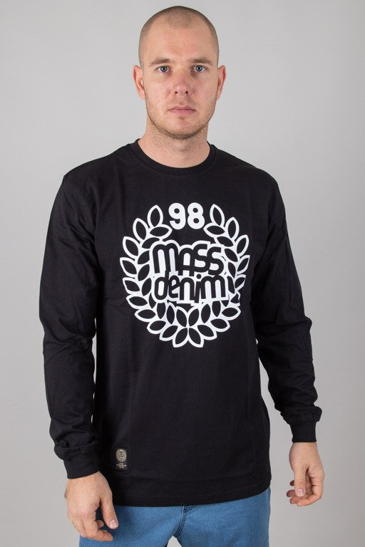 MASS LONGSLEEVE BASE BLACK