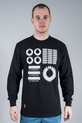 MASS LONGSLEEVE DISPLAY BLACK