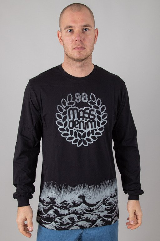 MASS LONGSLEEVE PERFECT STORM BLACK