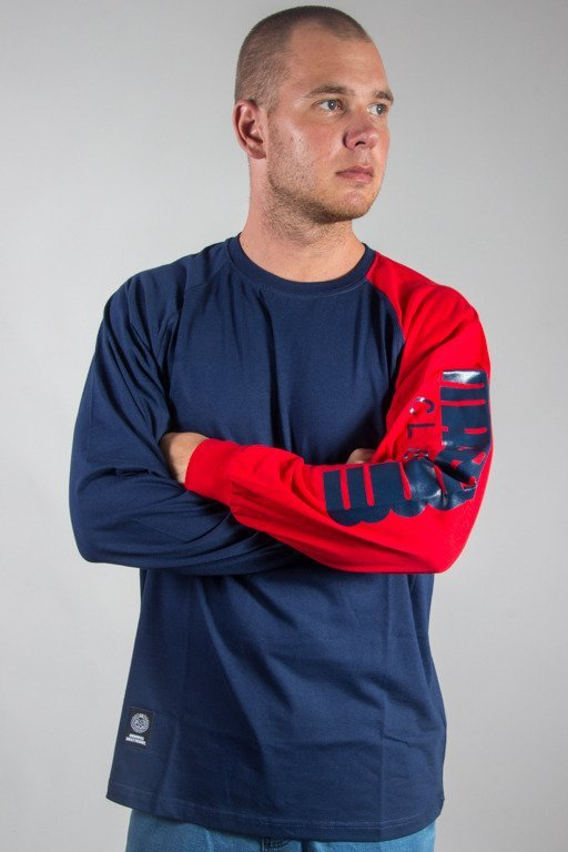 MASS LONGSLEEVE SECTION NAVY