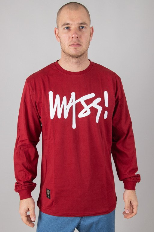 MASS LONGSLEEVE SIGNATURE BRICK